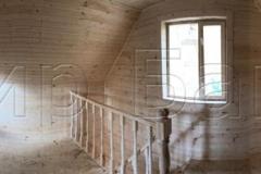 Баня из бруса 6х6  Козловский Садовод 15